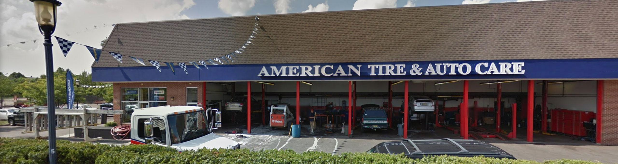 American Tire Locations